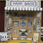 Haaks Department Store booth