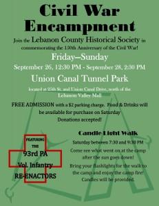 Encampment Poster