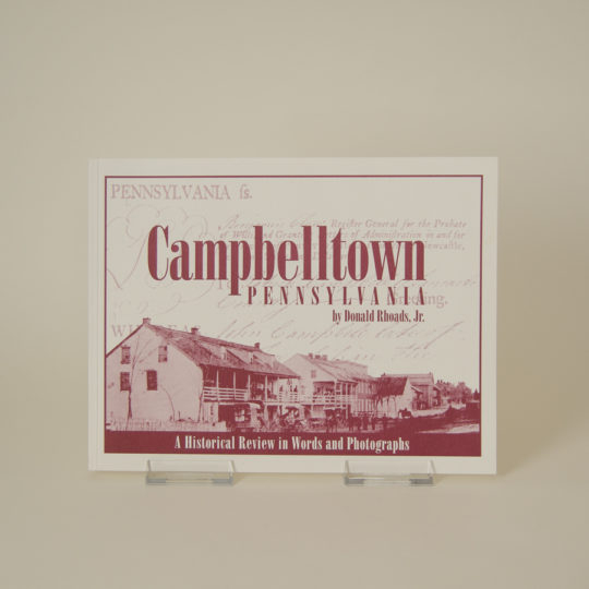 Campbelltown, Pennsylvania by Donald Rhoads, Jr.