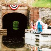Independence Day Celebrations at Union Canal Tunnel Park